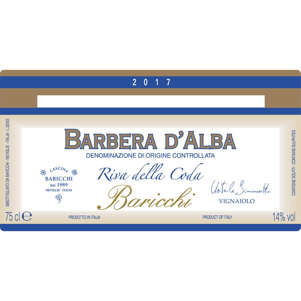 Barbera d'Alba D.O.C.