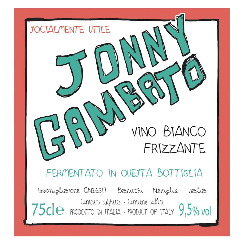 Jonny Gambato.