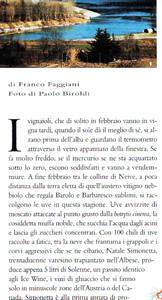 Dicono di noi - Cascina Baricchi